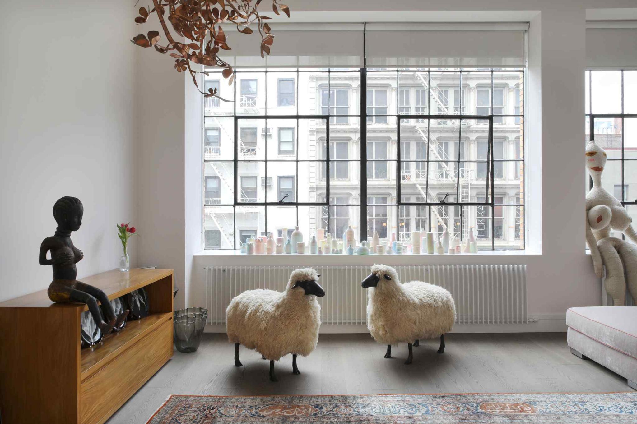 گوسفند للان