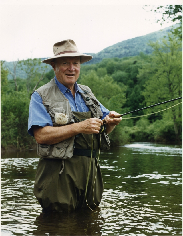 Leigh Perkins of Orvis.