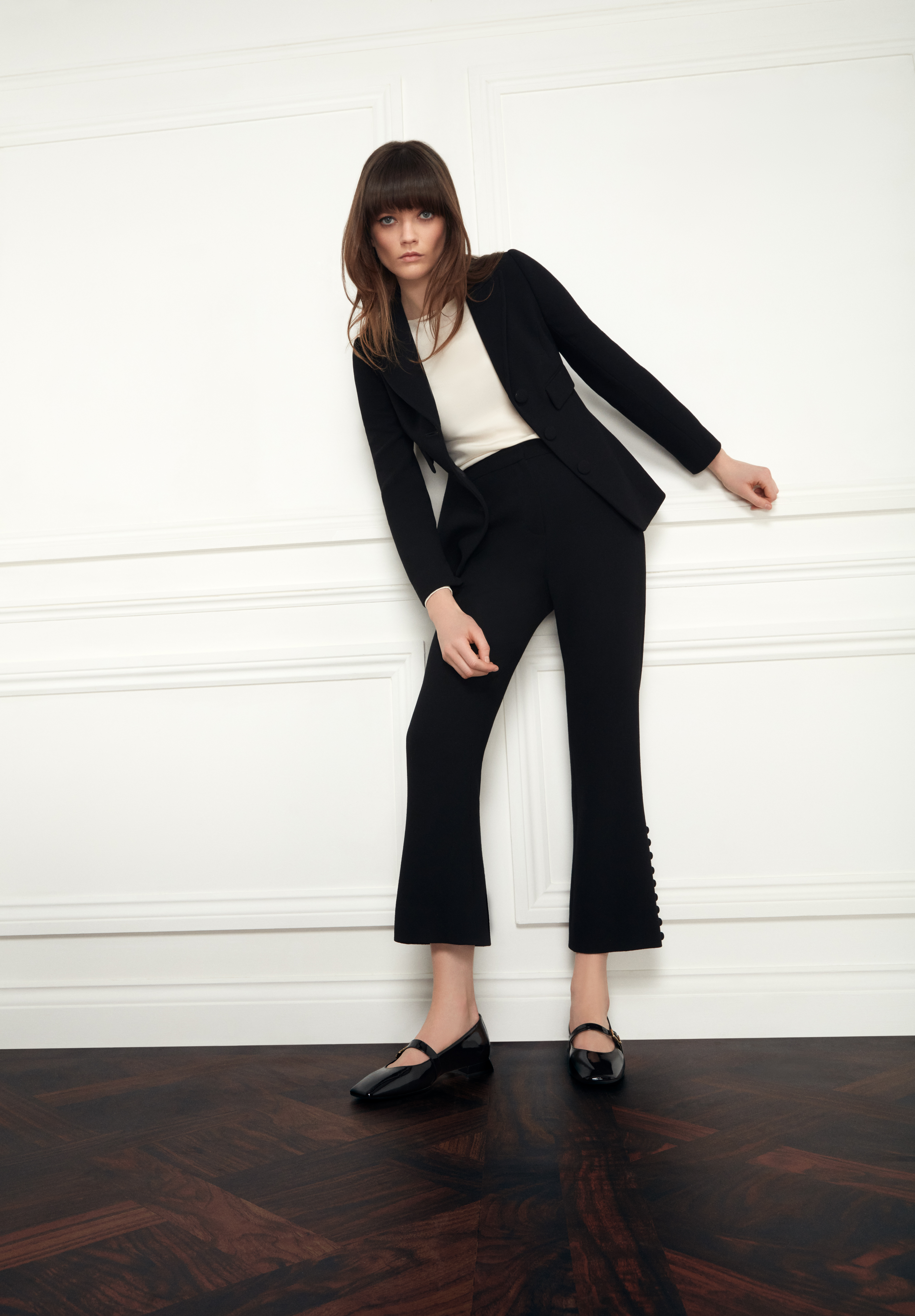A look from the Jane fall 2021 collection. The Jane label was formerly known as Goat.