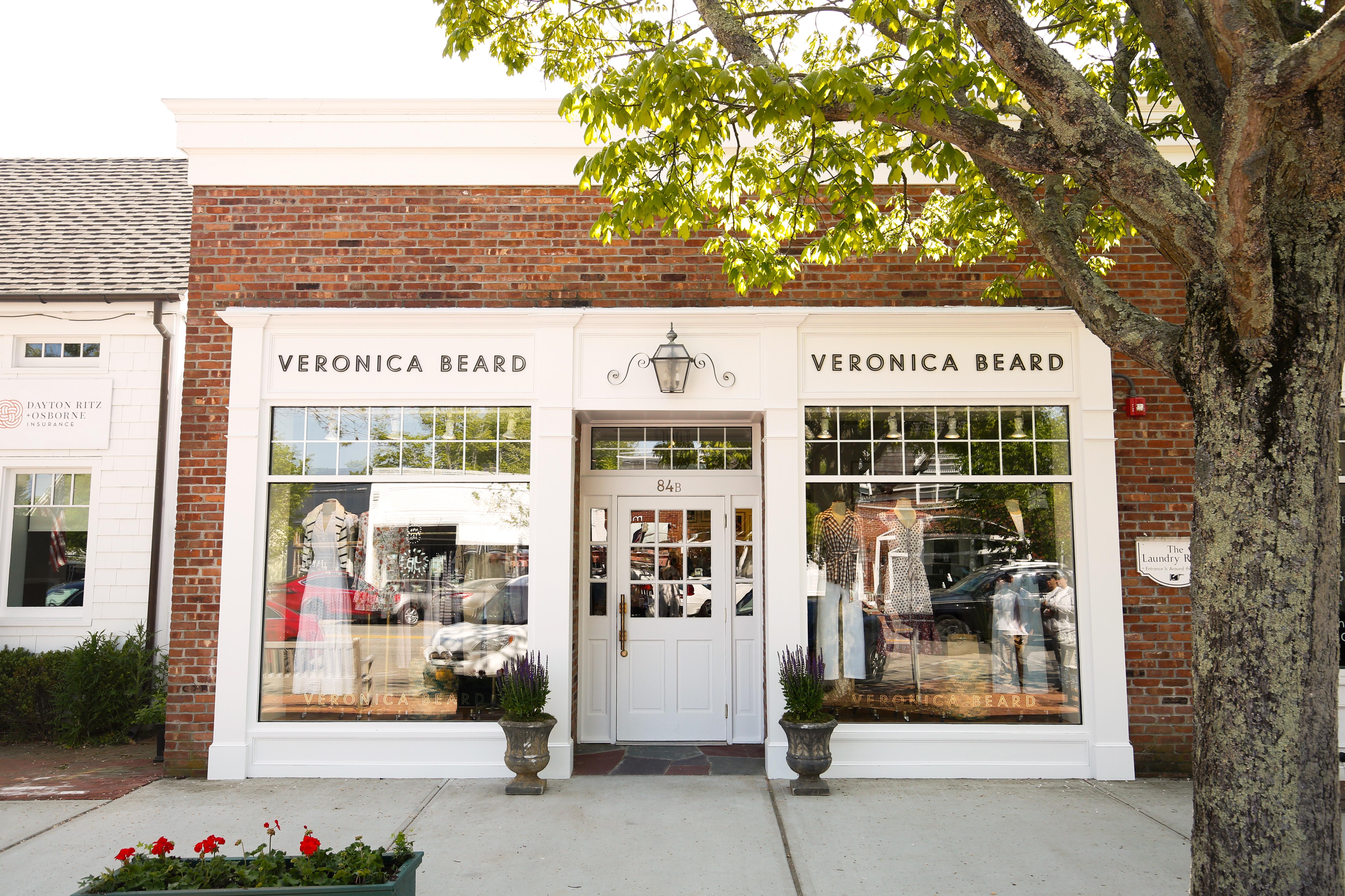 Veronica Beard 's store in Southampton, N.Y.
