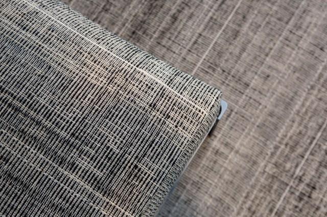 Le tapis et la sellerie sur mesure à Bourse de Commerce - Collection Pinault.