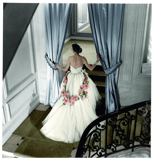 لباس لباس کوتاه بهار 1951 Christian Dior