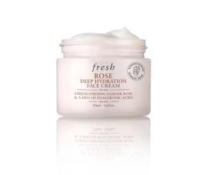 Fresh Rose Deep Hydration Face Cream, best facial moisturizers