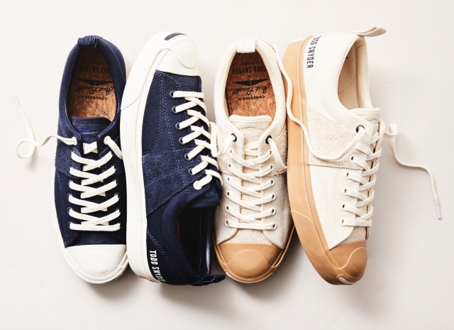 Converse x Todd Snyder Jack Purcell.