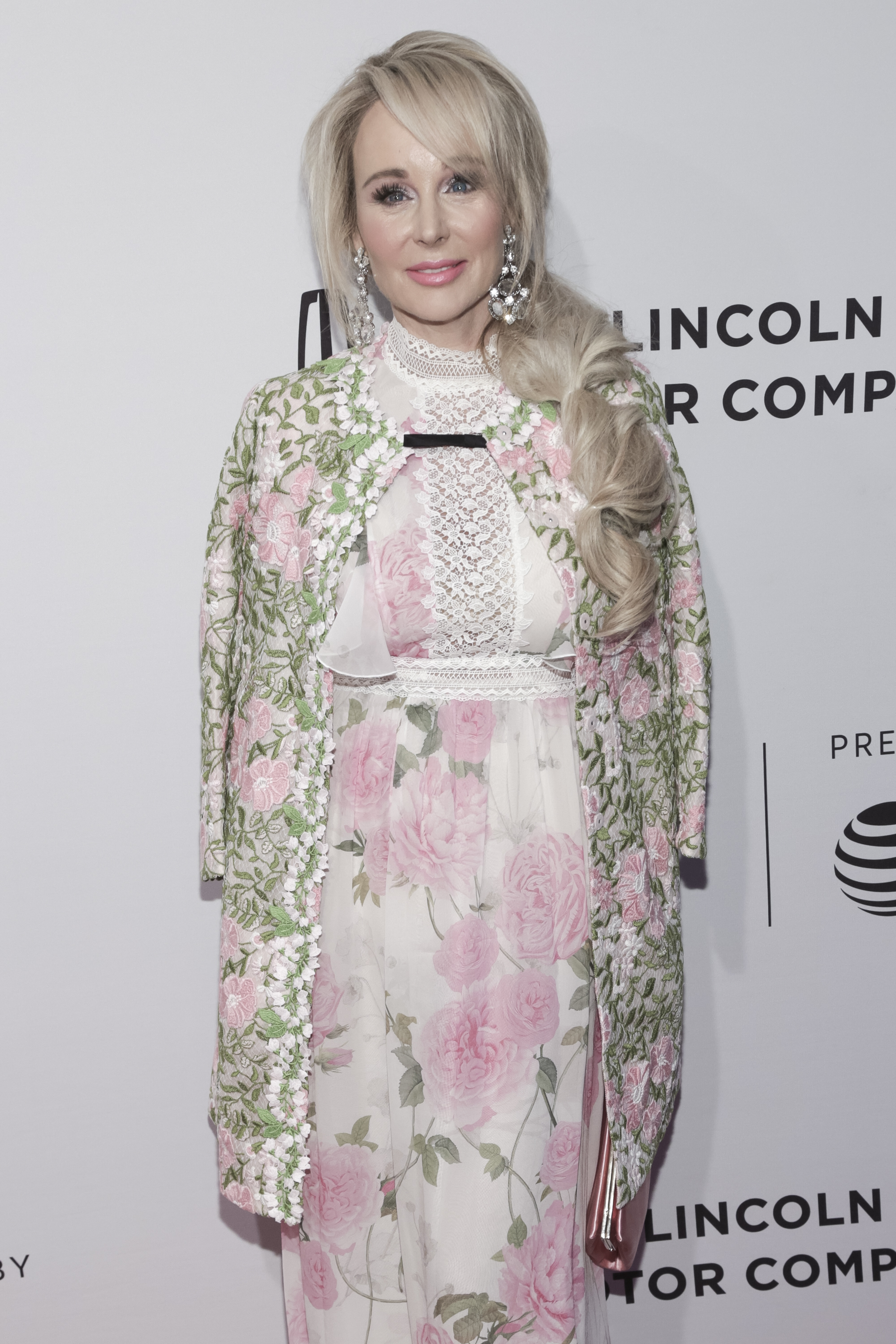 """Executive Producer Suzanne Rogers attends a screening of """"House of Z"""" at the SVA Theatre during the 2017 Tribeca Film Festival, on Saturday, April 22, 2017, in New York. (Photo by Brent N. Clarke/Invision/AP)"""