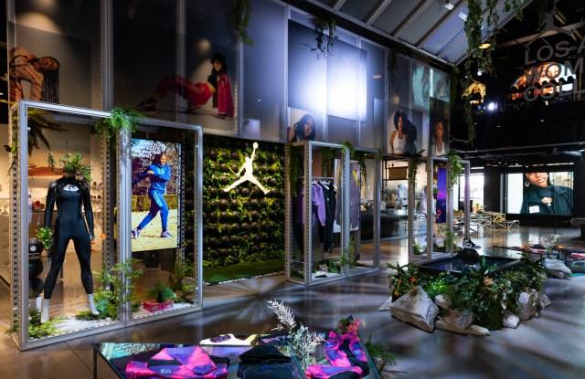 Jordan's women's collective space in Los Angeles