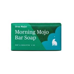 Ursa Major Morning Mojo Bar Soap, best natural bar soaps