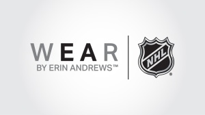 Wear by Erin Andrews for the NHL.