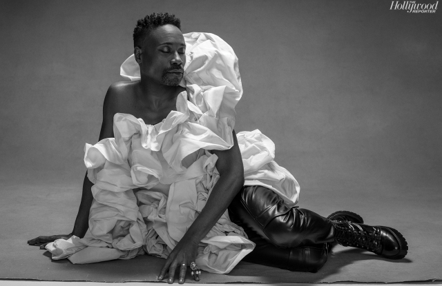 Billy Porter Reveals HIV-Positive Diagnosis in The Hollywood Reporter Cover Story