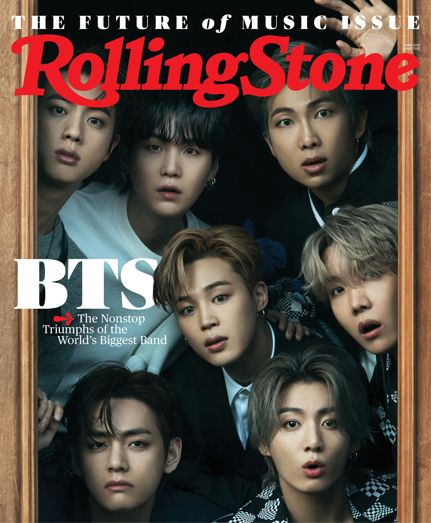 BTS Rolling Stone Cover: Photos, Interview Details
