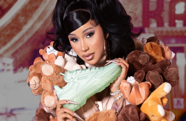 Cardi B and Reebok to Release 'Mommy & Me' Collection.jpg