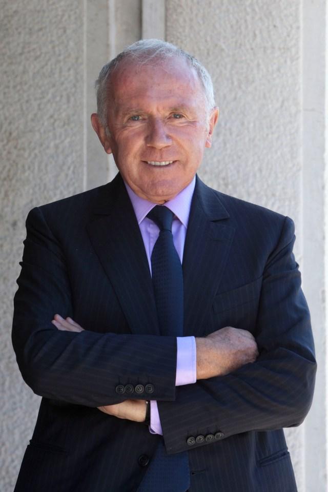 François Pinault.