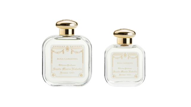 The Rosa Gardenia fragrance.