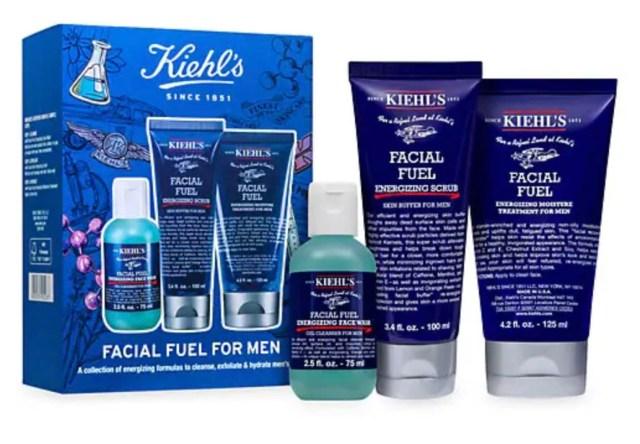 بهترین هدایای روز پدران ، سوخت صورت برای آقایان Kiehl
