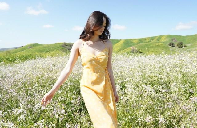 Mauby nectar dress