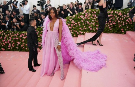 Naomi Campbell Welcomes First Child
