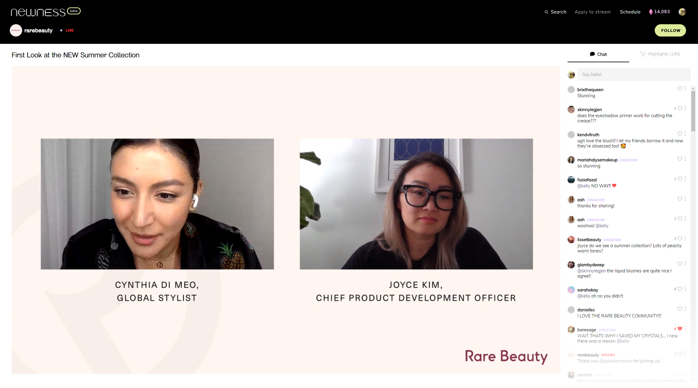 Newness Beauty Live-streaming Platform: What to Know