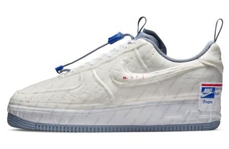 The Nike USPS sneaker.