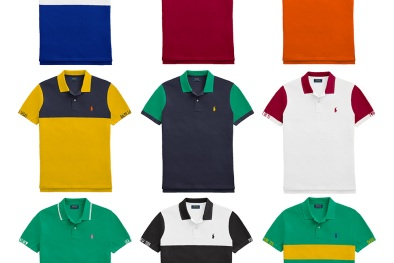 The Ralph Lauren Made-to-Order Polo program.