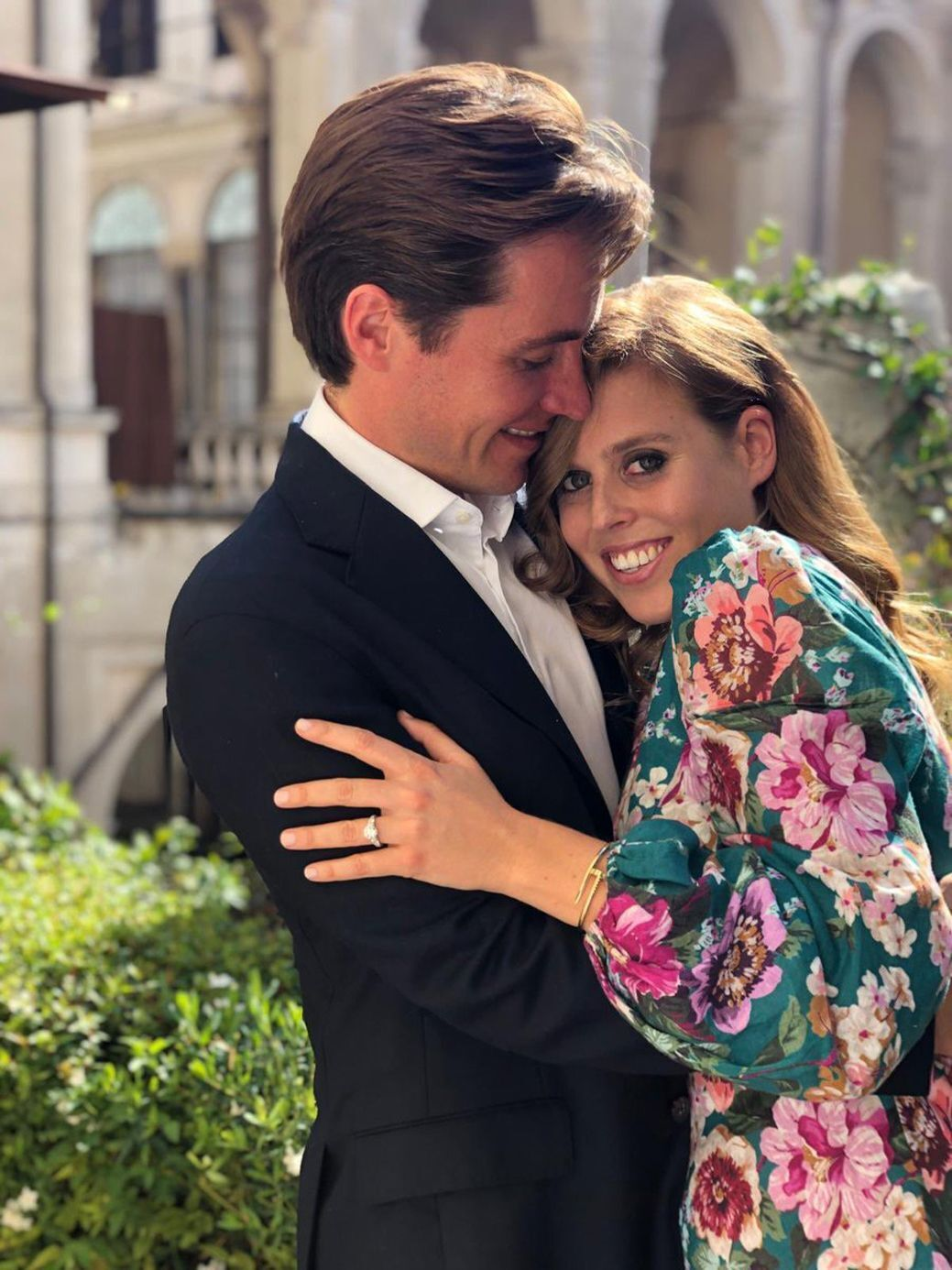 Princess Beatrice Pregnant With First Child