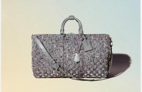 Louis Vuitton Felt Keepall
