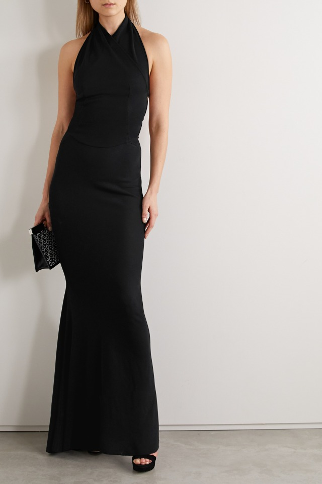 Alaia dress at Net a Porter