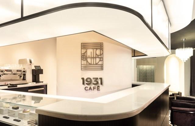 Jaeger-LeCoultre's 1931 Café.