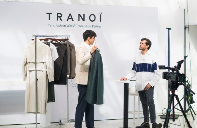 Livestreaming from Tranoi