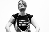 Ana Matronic in the Dancer from the Dance T-shirt.