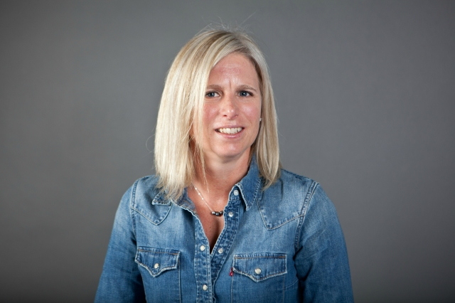 Anna Walker,Levi Strauss & Co.'s vice president of public affairs.