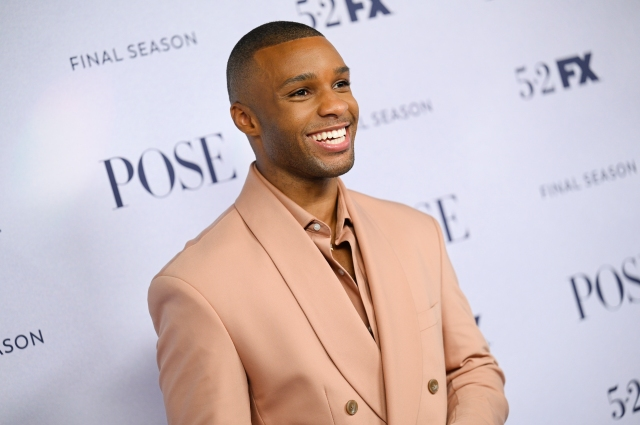 """Actor Dyllon Burnside attends FX's """"Pose"""" third and finale season premiere at Jazz at Lincoln Center on Thursday, April 29, 2021, in New York. (Photo by Evan Agostini/Invision/AP)"""
