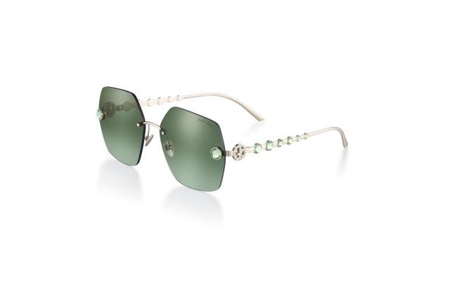 Giorgio Armani sunglasses manufactured by Essilor Luxottica