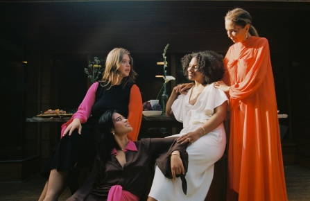 A still from Charlie Max's film for Roland Mouret.