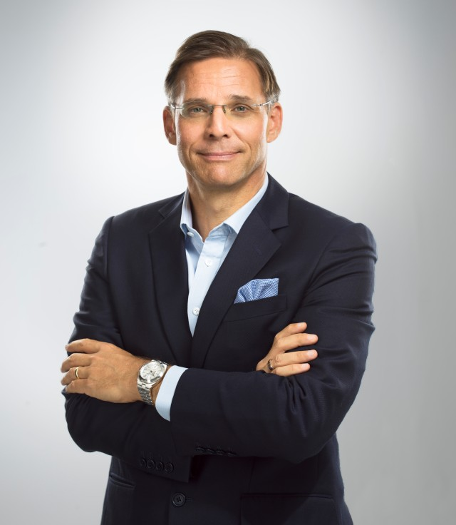 Alexander Schmiedt is the incoming president of Vacheron Constantin's North American operations