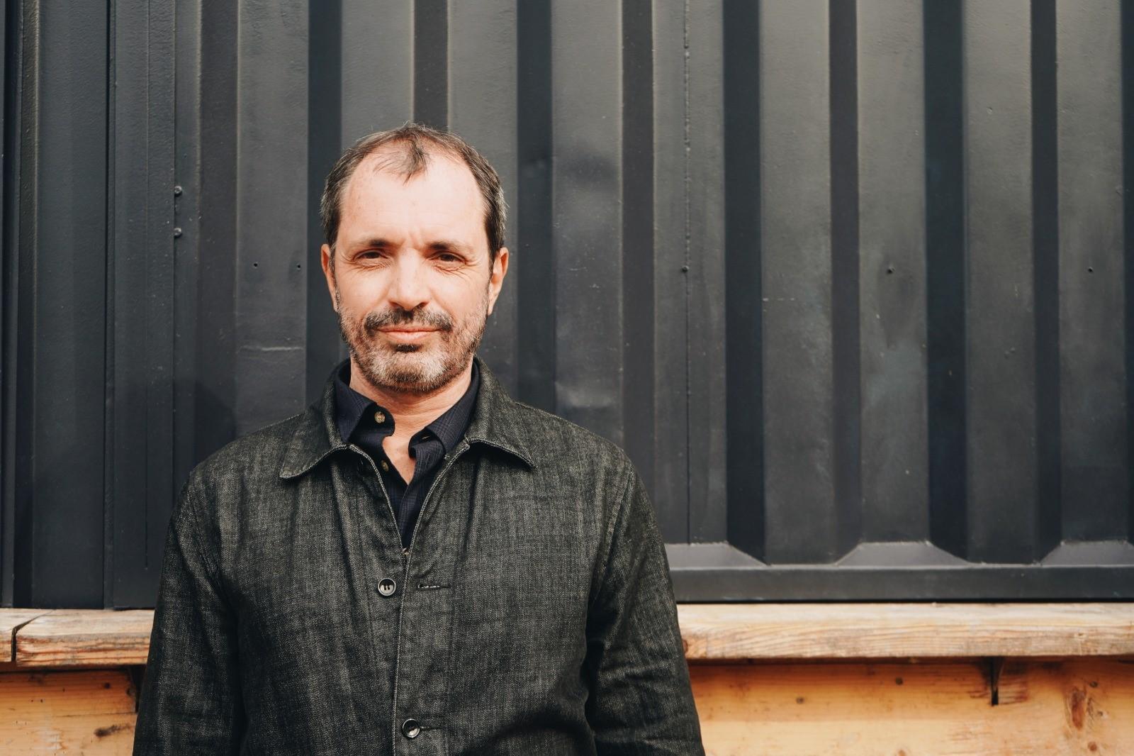 Arnaud Frisch, founder & owner of Silencio