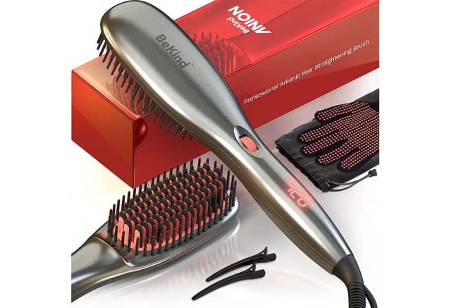best amazon prime day deals, BeKind Anion Hair Straightener