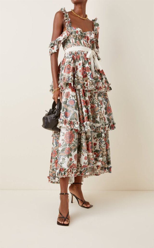 2021 Wedding Guest Dress Trend: Brock Collection