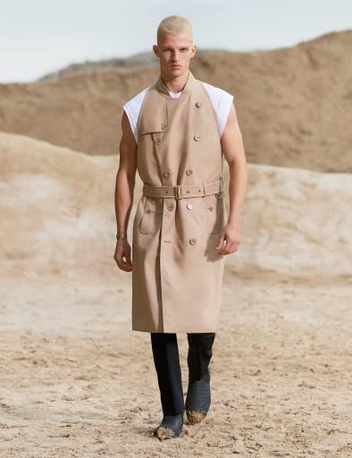 Burberry Men's Spring 2022