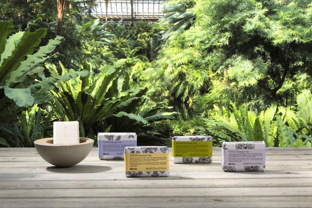 The Shampoo Bar range was launched earlier this year by Davines.