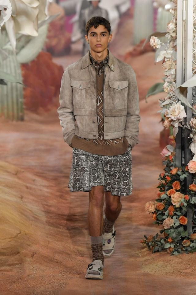 Dior Men Men's Spring 2022