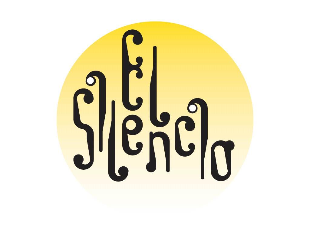 El Silencio logo designed by M/M (Paris)