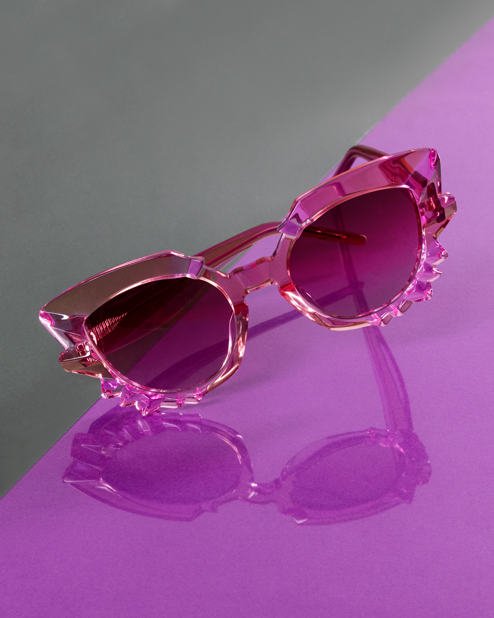 Oscar Mamooi sunglasses seen at Mido 2021.