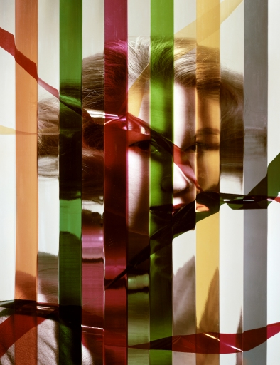 A photo by Erwin Blumenfeld is part of a sale to aid Sidaction.