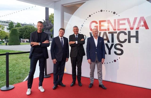 Geneva Watch Days in 2020
