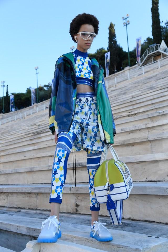 Προεπισκόπηση Dior Resort 2022 στην Αθήνα
