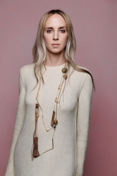 Francisco Costa Designs Necklace for Fred Leighton Benefiting Brazil's Indigenous People