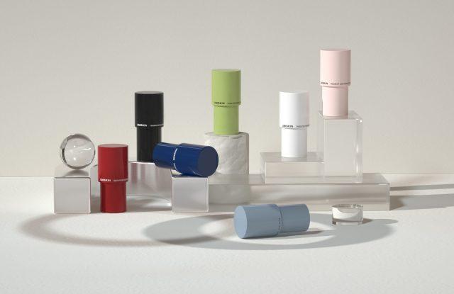 Uniskin's line of serums