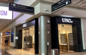 The UNOde50 store in Salt Lake City.