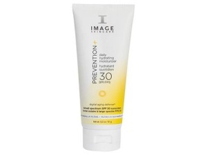 Los mejores protectores solares para pieles sensibles, Image Skincare Prevention + Daily Hydrating Moisturizer SPF 30