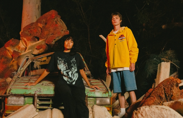 The Hundreds x Jurassic Park collection